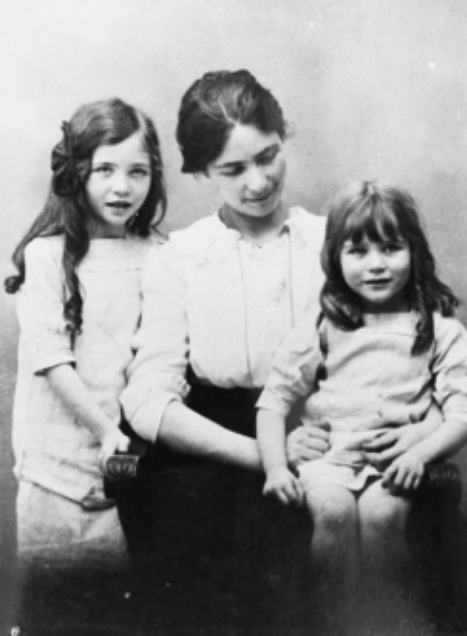 Simone de Beauvoir, gifted autistic thinker: Early Childhood